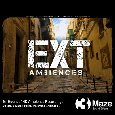 EXT HD Ambience Recordings